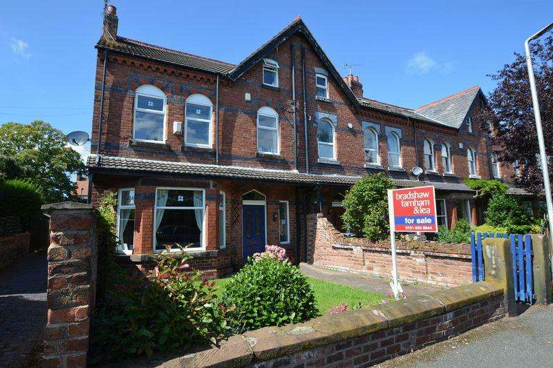 5 Bedrooms End Of Terrace House for sale in Drummond Road, Hoylake