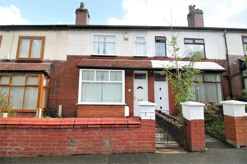 2 Bedrooms Terraced House for sale in Hulton Lane, Deane, BOLTON, Lancashire