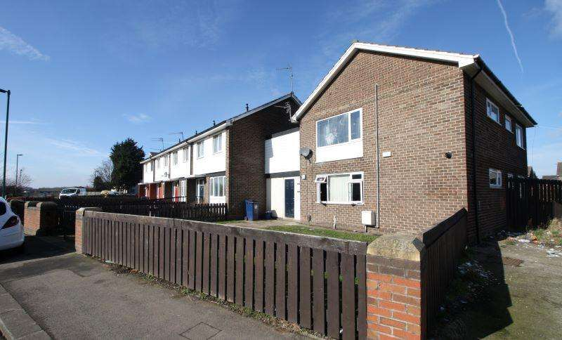2 Bedrooms Apartment Flat for sale in Shinwell Crescent, Middlesbrough, Cleveland, TS6 6LJ