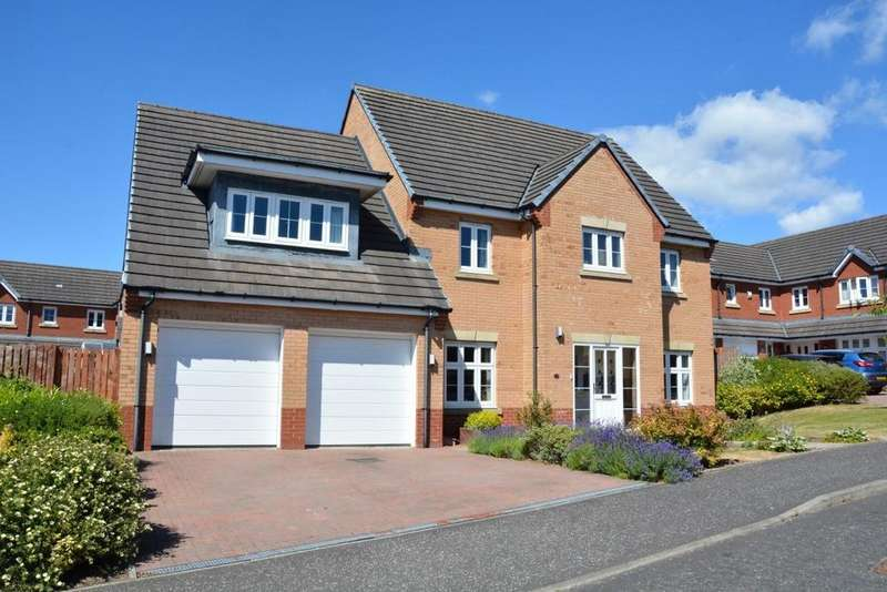 5 Bedrooms Detached House for sale in Callaghan Crescent, East Kilbride, Glasgow, G74