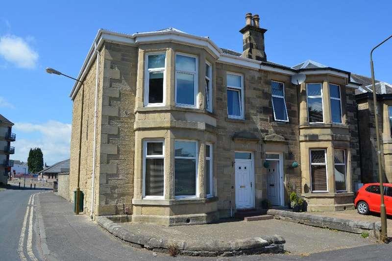 4 Bedrooms Semi Detached House for sale in Cochrane Street, Falkirk, FALKIRK, FK1 1QB