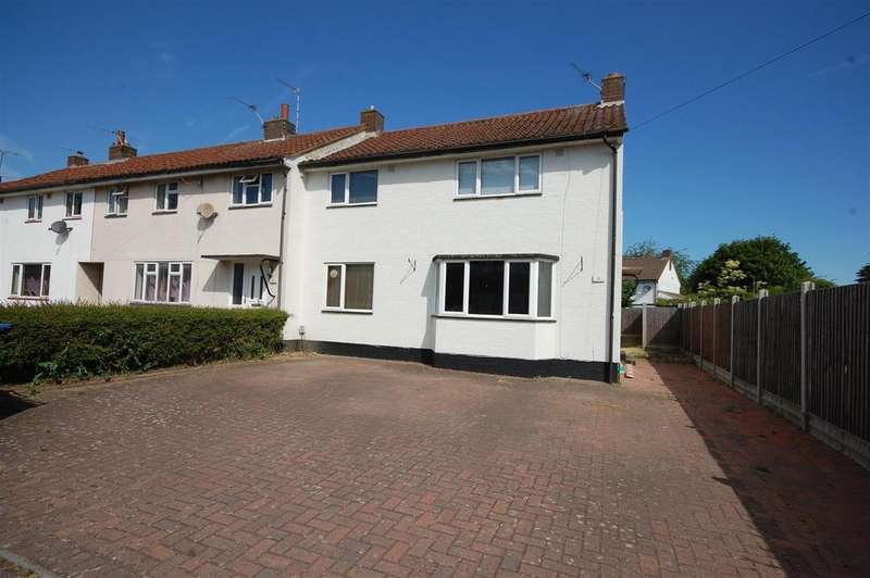 3 Bedrooms End Of Terrace House for sale in Spacious chain free family home within walking distance of the train station, local school and shops