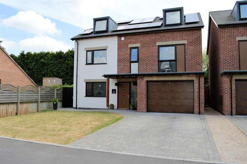 5 Bedrooms Detached House for sale in The Firs, Aylestone, Leicester