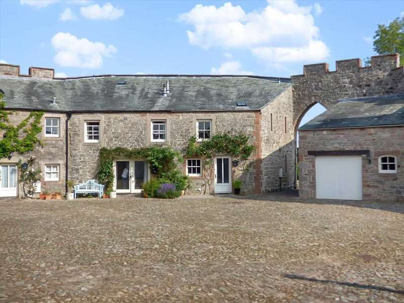2 Bedrooms Cottage House for sale in Archway Cottage, Fort Putnam, Greystoke