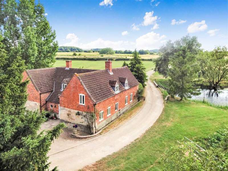 5 Bedrooms Detached House for sale in Millpool Cottage, Hougham Mill Lane, Marston, Grantham