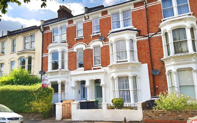 1 Bedroom Flat for sale in Cornwall Road, Stroud Green, London, N4
