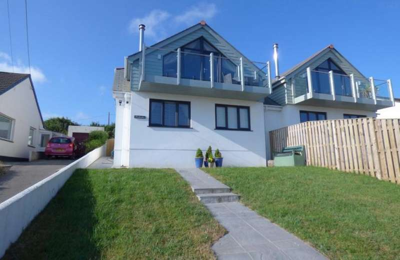4 Bedrooms Property for sale in Perranporth