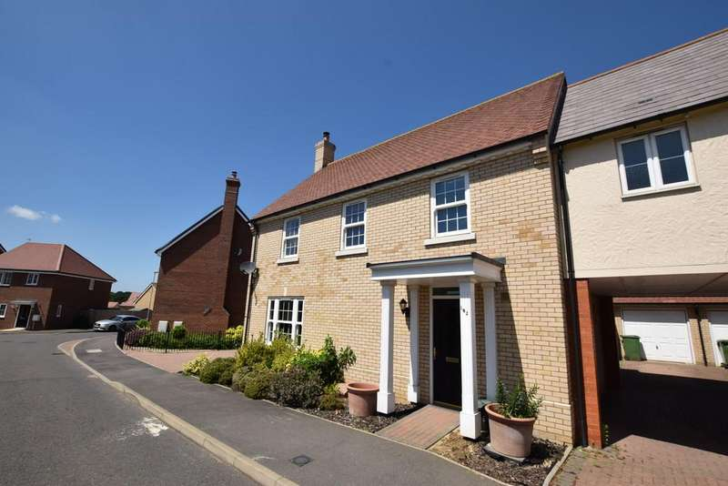 5 Bedrooms Link Detached House for sale in Mill Park Drive, Braintree