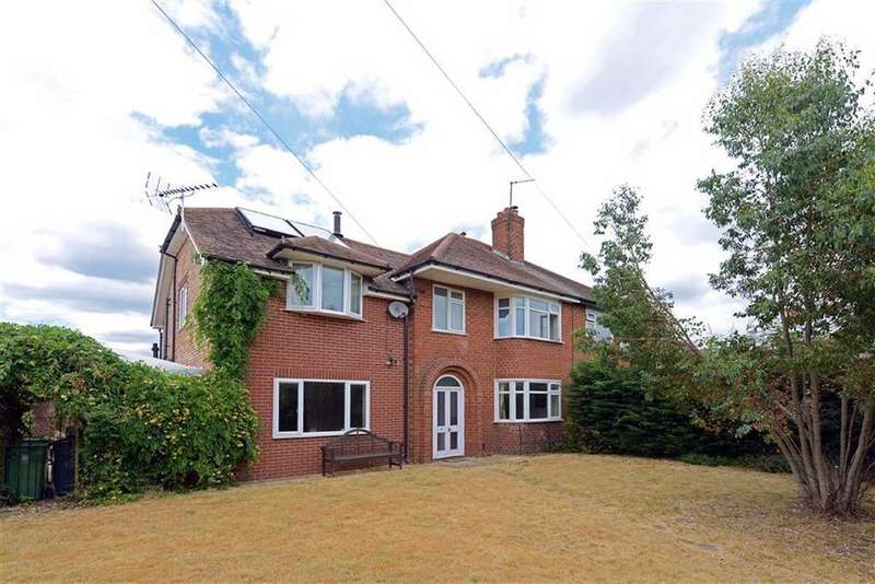4 Bedrooms Semi Detached House for sale in Sutton Grove, Off Sutton Road, Shrewsbury, Shropshire