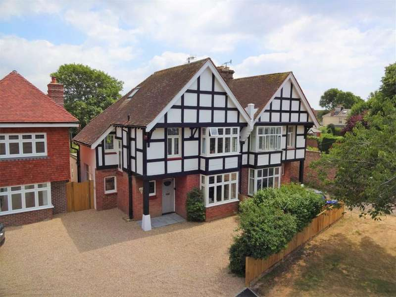 4 Bedrooms Semi Detached House for sale in The Green, Southwick