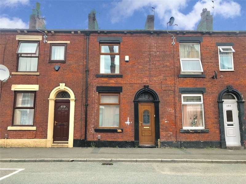 2 Bedrooms Terraced House for sale in Chapel Road, Hollinwood, Oldham, Greater Manchester, OL8