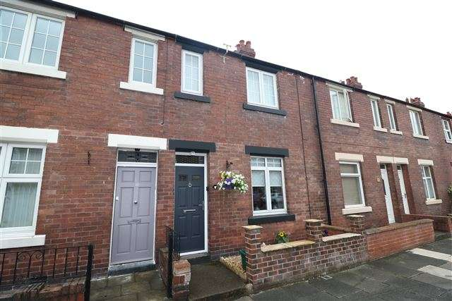 2 Bedrooms Terraced House for sale in Dale Street, Carlisle, Cumbria, CA2 5JT