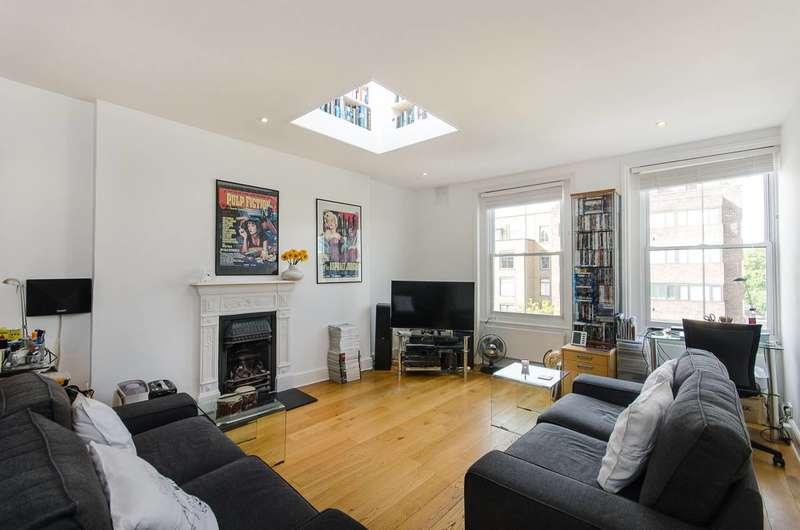2 Bedrooms Flat for sale in Earls Court Road, Kensington, W8