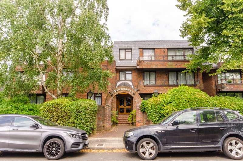 3 Bedrooms Penthouse Flat for sale in Woodside Park, Woodside Park, N12