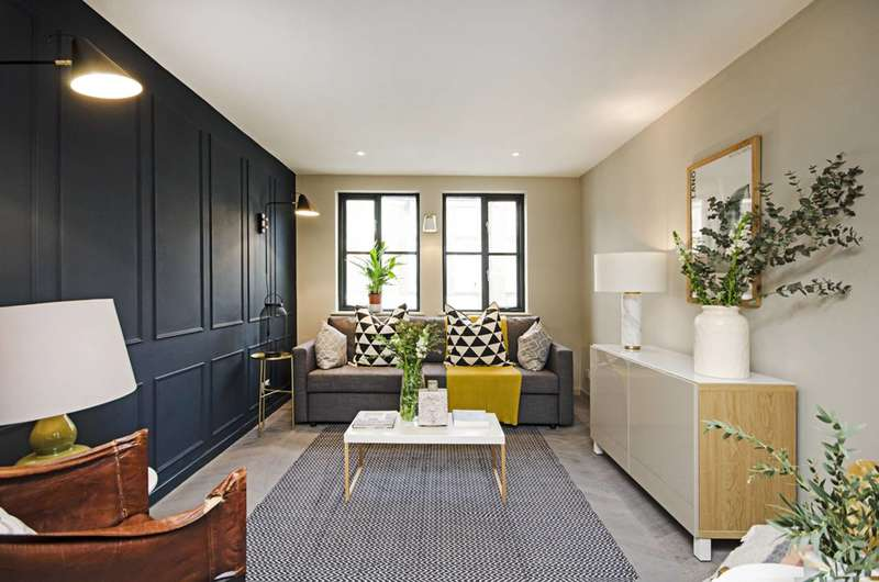 1 Bedroom Flat for sale in The Darnley, Hackney, E9