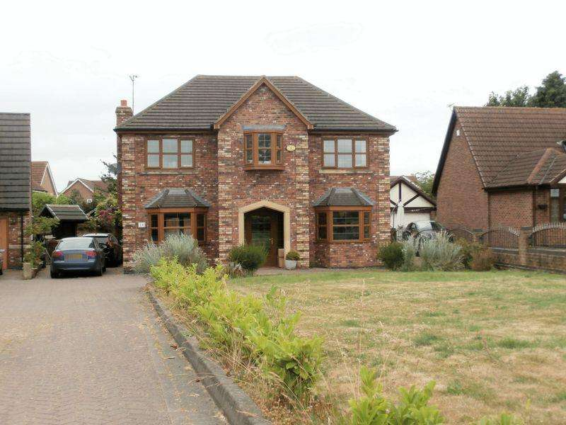 5 Bedrooms Detached House for sale in Hull Road, Coniston