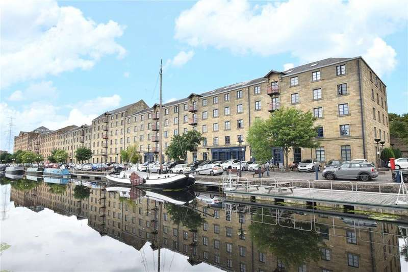 2 Bedrooms Apartment Flat for sale in Flat 1 (Ground), Speirs Wharf, Port Dundas, Glasgow