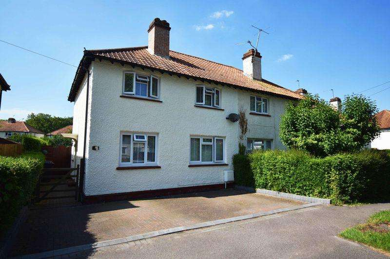 3 Bedrooms Semi Detached House for sale in Grove Road, Basingstoke