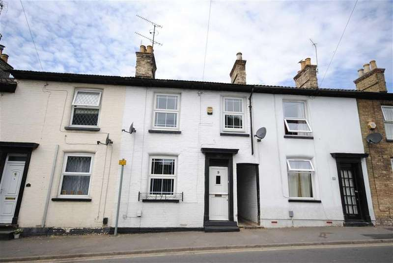 2 Bedrooms Terraced House for sale in Stoke Road, Linslade, Leighton Buzzard