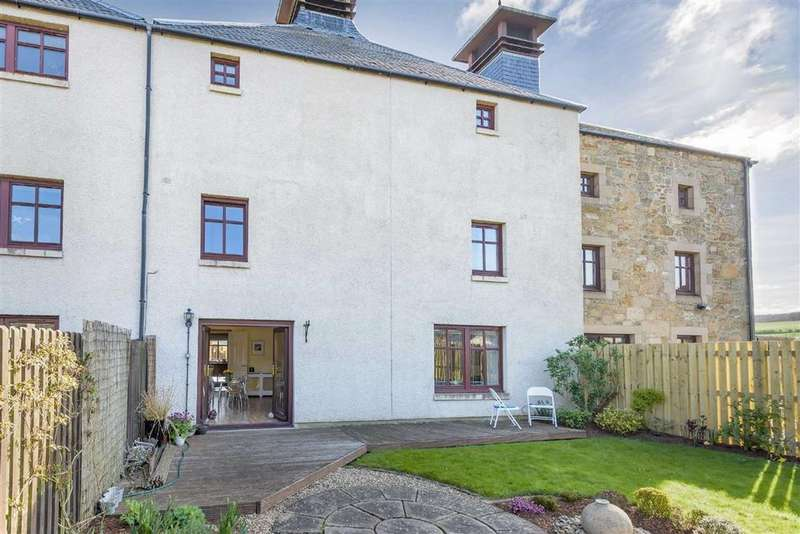 3 Bedrooms Terraced House for sale in Priestfield Maltings, Pitlessie Cupar, Fife