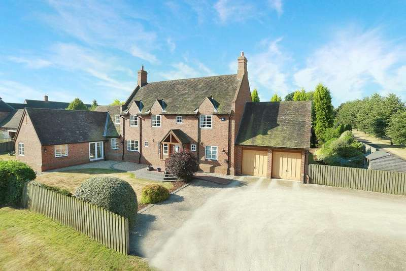 4 Bedrooms Country House Character Property for sale in Clifton Campville, Tamworth, B79