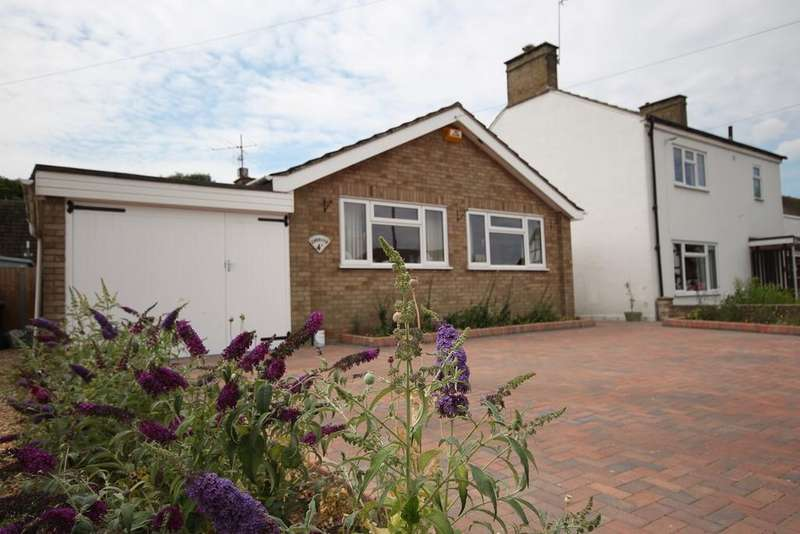 3 Bedrooms Detached Bungalow for sale in Rectory Road, Meppeshall, SG17