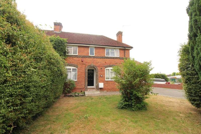 4 Bedrooms Semi Detached House for sale in Dulverton Gardens, Reading