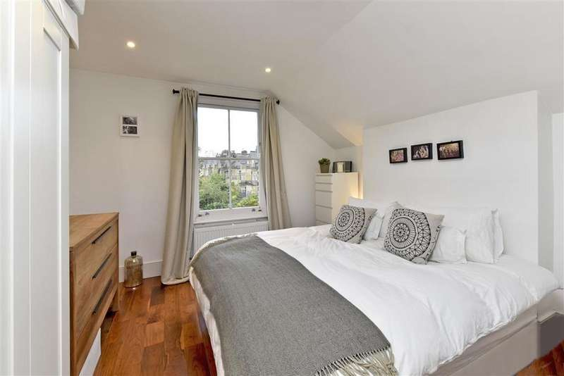 2 Bedrooms Flat for sale in Abbeville Road, SW4