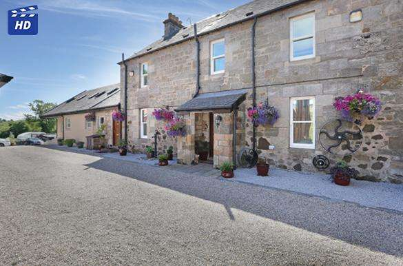 4 Bedrooms Farm House Character Property for sale in Duntiglennan Farm House Farm Road, Duntocher, G81 6RS