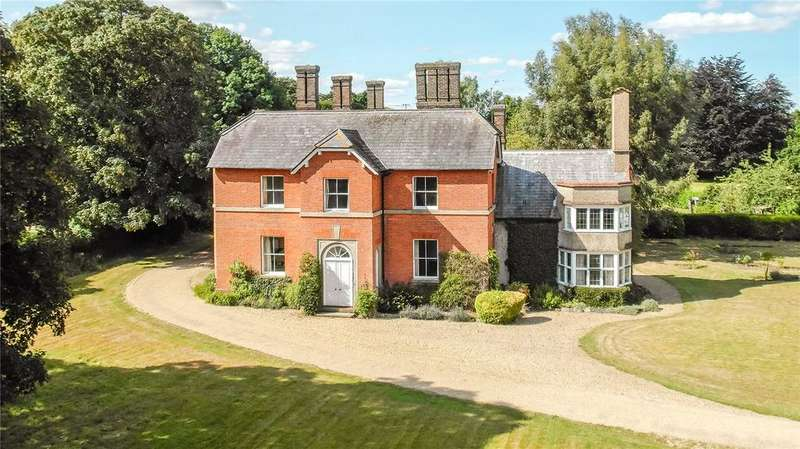 7 Bedrooms Detached House for sale in Roughwood Lane, Chalfont St. Giles, Buckinghamshire, HP8