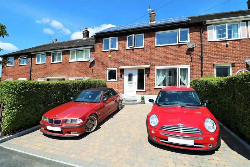 2 Bedrooms Terraced House for sale in 37 Halstead Road, Ribbleton, PRESTON, Lancashire