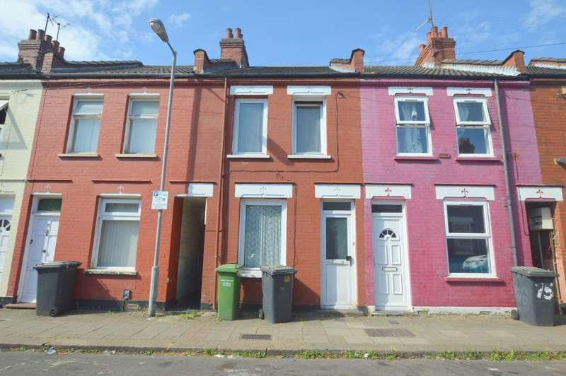 2 Bedrooms Terraced House for sale in Highbury Road, Luton, Bedfordshire, LU3 1AE