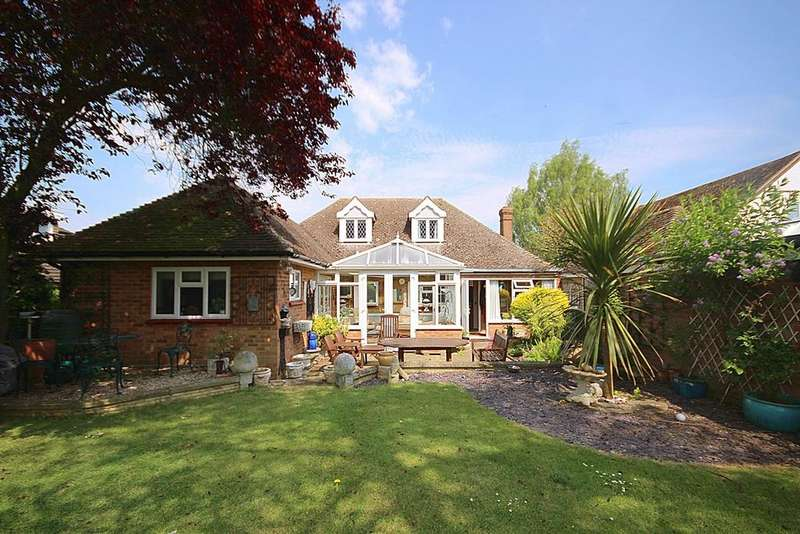 4 Bedrooms Detached Bungalow for sale in Station Road, Langford, SG18