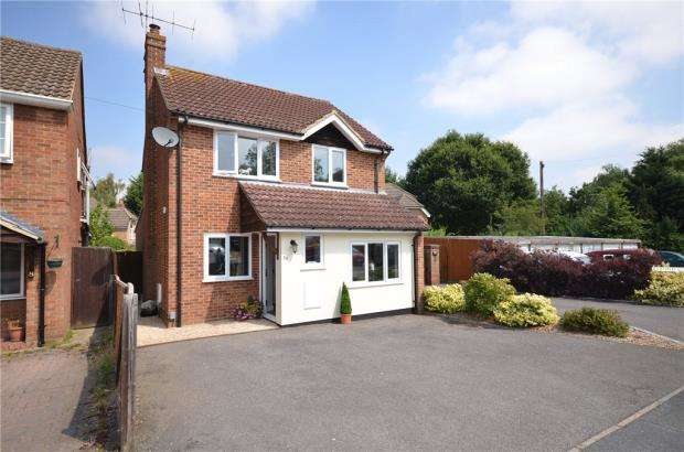 3 Bedrooms Detached House for sale in Brooke Place, Binfield, Bracknell