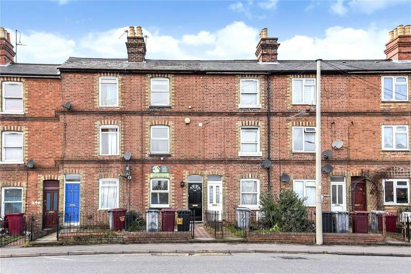 5 Bedrooms Town House for sale in Basingstoke Road, Reading, Berkshire, RG2
