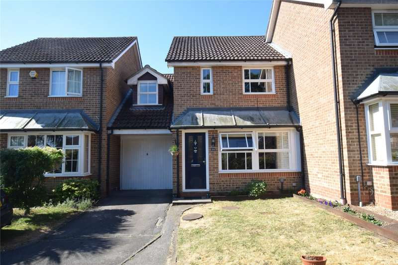 3 Bedrooms Terraced House for sale in Bartholomew Place, Warfield, Berkshire, RG42