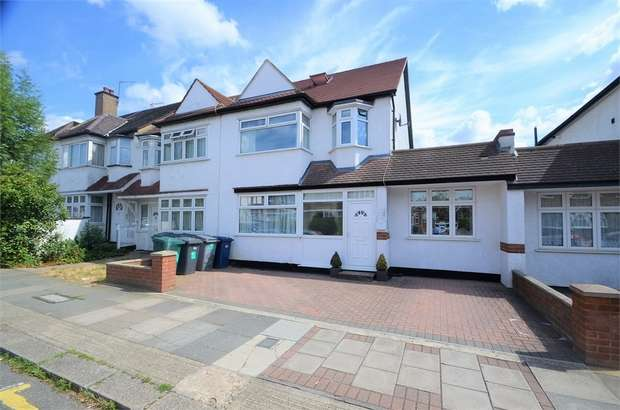 5 Bedrooms Semi Detached House for sale in Hale Grove Gardens, Mill Hill, NW7