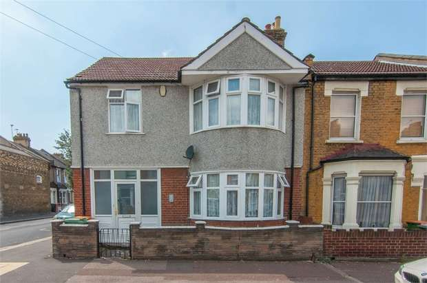 4 Bedrooms End Of Terrace House for sale in St Olaves Road, East Ham, London