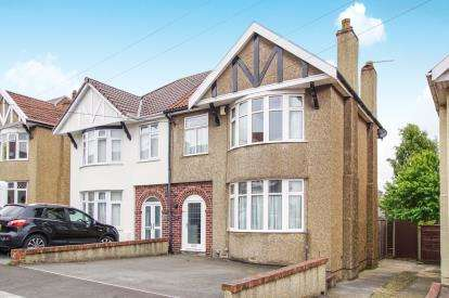 3 Bedrooms Semi Detached House for sale in Hanham Road, Hanham, Bristol, Gloucestershire