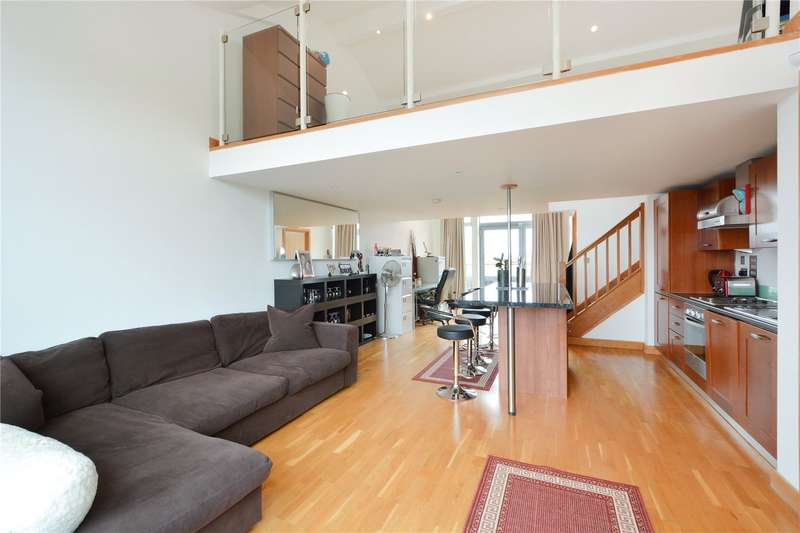 3 Bedrooms Flat for sale in Dace Road, Bow, E3
