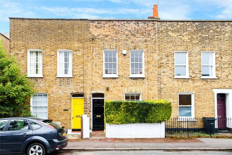 2 Bedrooms House for sale in Balcorne Street, South Hackney, E9