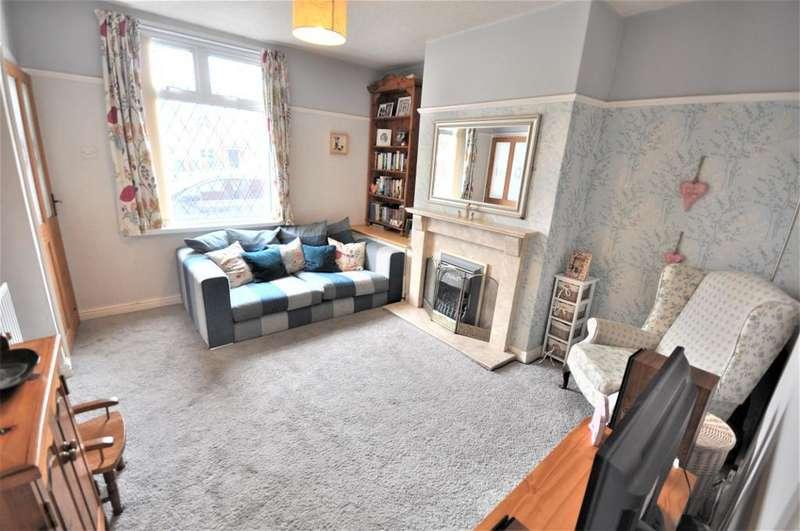 3 Bedrooms End Of Terrace House for sale in Best Street, Kirkham, Preston, Lancashire, PR4 2JD