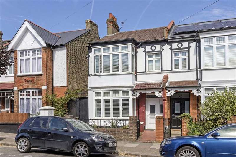 4 Bedrooms Semi Detached House for sale in Pretoria Road, London, London