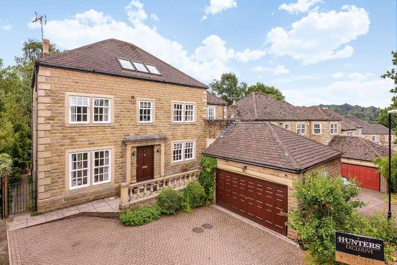 6 Bedrooms Detached House for sale in Creskeld Park, Bramhope, Leeds, LS16 9EZ