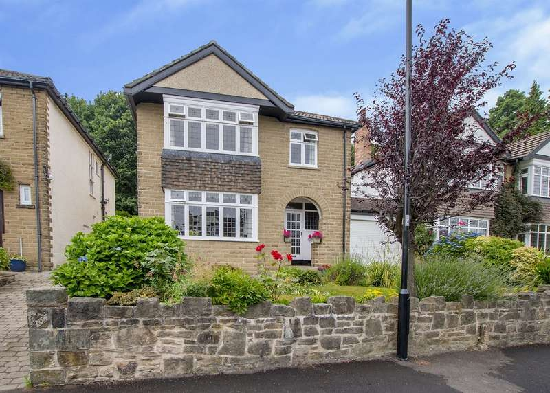 4 Bedrooms Detached House for sale in 23 Sherwood Glen, Abbeydale, S7 2RB