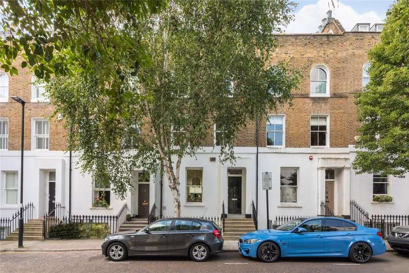 4 Bedrooms Terraced House for sale in Tyndale Terrace, Islington, London