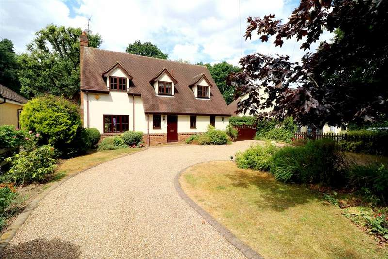 4 Bedrooms House for sale in Scatterdells Lane, Chipperfield, Kings Langley, WD4