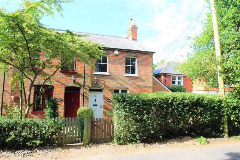 2 Bedrooms Semi Detached House for sale in Windmill Road, Mortimer Common, RG7