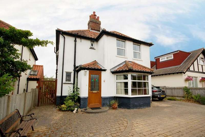 5 Bedrooms Detached House for sale in Hadley Road, Sheringham