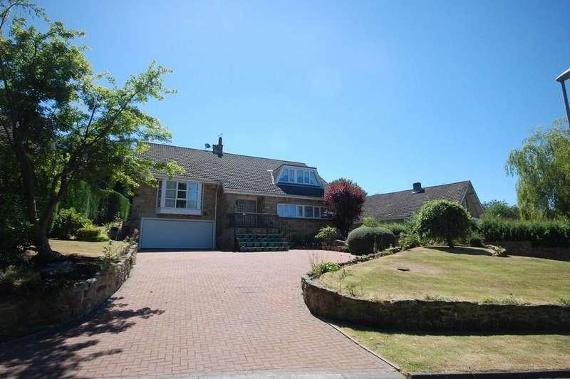 5 Bedrooms Detached Bungalow for sale in Parklands, Hamsterley Mill